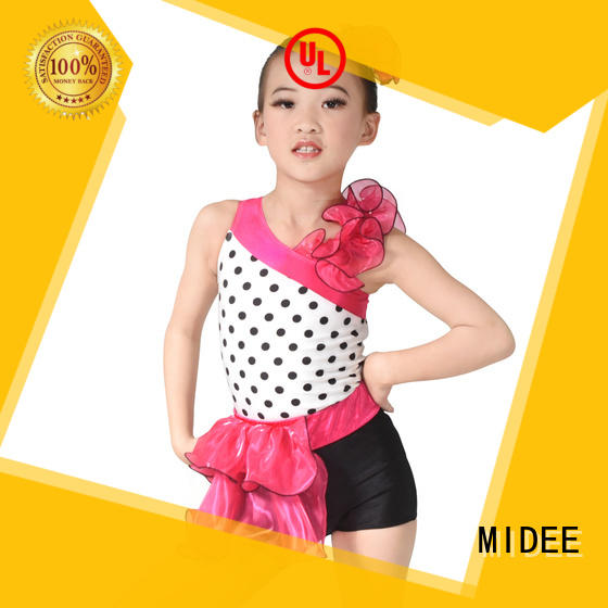 MIDEE professional dress dance costumes jazz manufacturer show