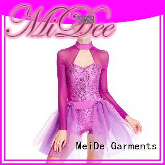 comfortable dance costumes ballet dresses odm show