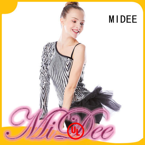 MIDEE comfortable girls ballet costume factory price competition
