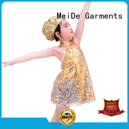 MIDEE jazz solo costumes for wholesale dance school
