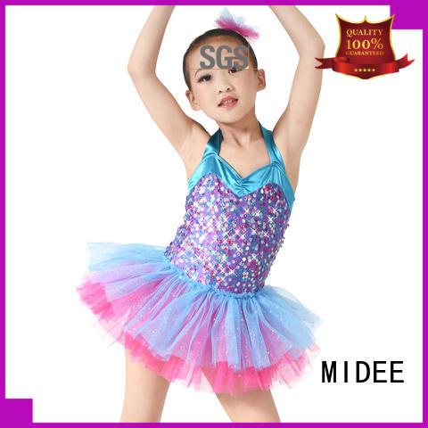 MIDEE sleeves ballet dancewear factory price Stage