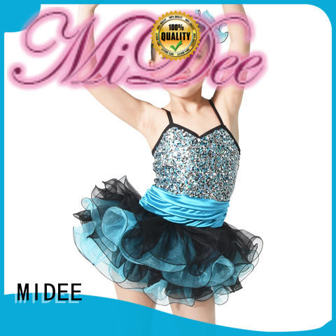 MIDEE comfortable ballet dance costumes bulk production dance school