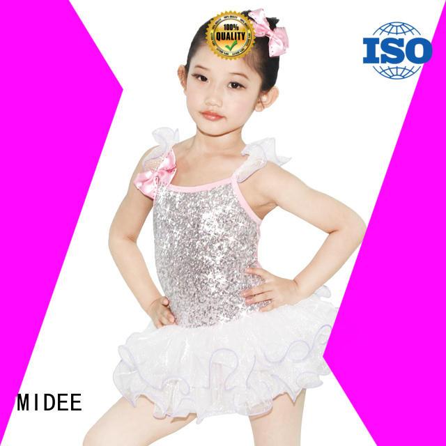 MIDEE adjustable ballet skirt bulk production dance school