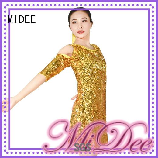 MIDEE odm jazz costumes dance solo customization dance school