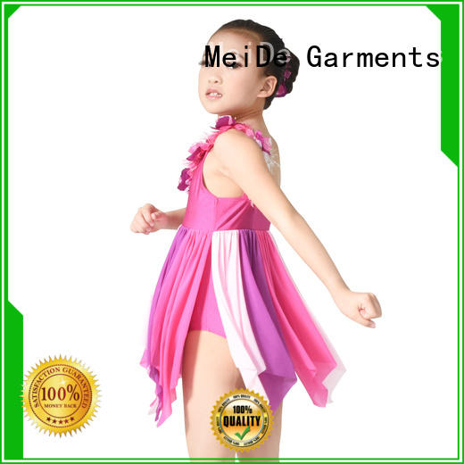 MIDEE comfortable ballet dress toddler factory price competition