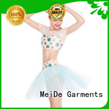 MIDEE comfortable ballet dress odm dance school