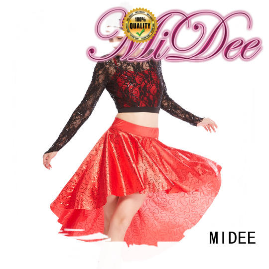 MIDEE wear tap dance costumes for wholesale Stage
