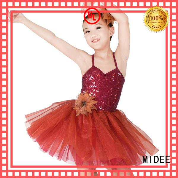 shoulder ballet dresses for adults odm dance school MIDEE