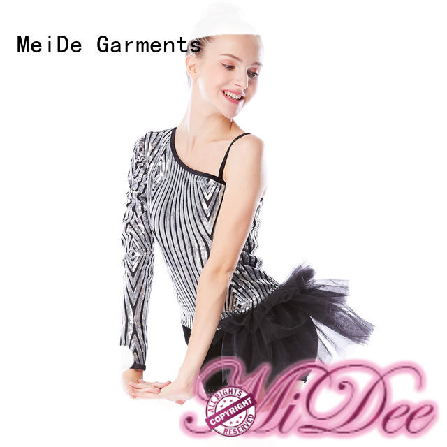 MIDEE tires ballet clothes for adults odm Stage