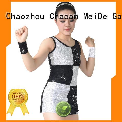 MIDEE jazz costumes dance solo manufacturer dance school