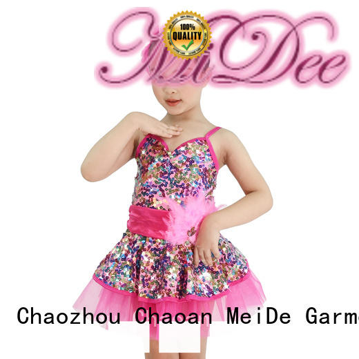 MIDEE waistband ballet costumes odm competition