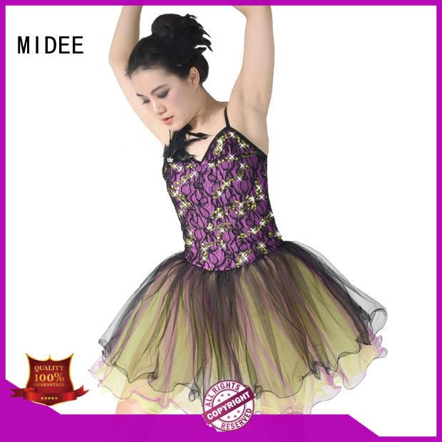 MIDEE anti-wear kids ballet dress factory price performance