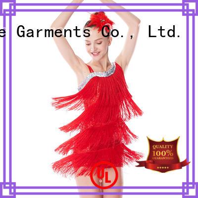 MIDEE shorts jazz costumes dance solo customization show