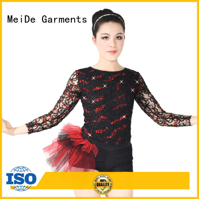 MIDEE midee jazz costumes for competition manufacturer dance school