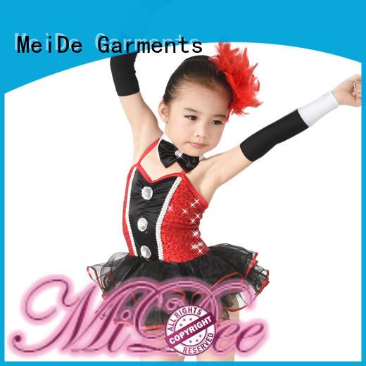 anti-wear girls ballet costume dress factory price show