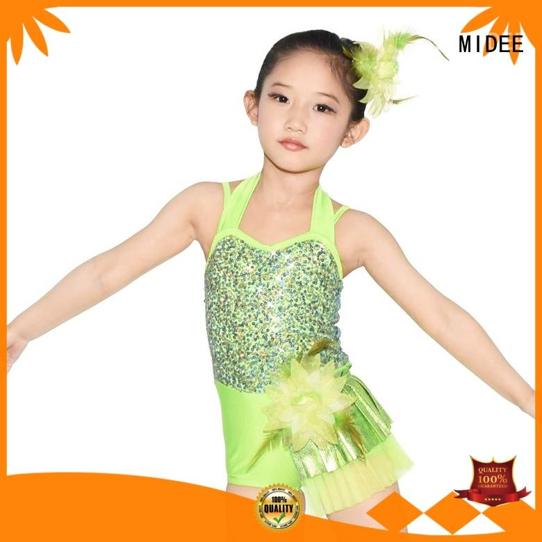 adjustable ballet dresses for girl lace odm Stage