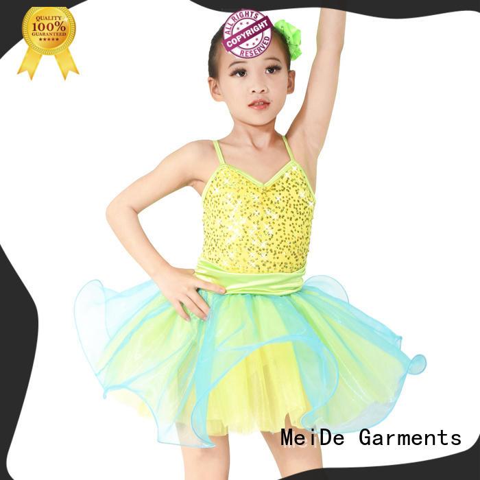 MIDEE anti-wear ballet attire odm dance school