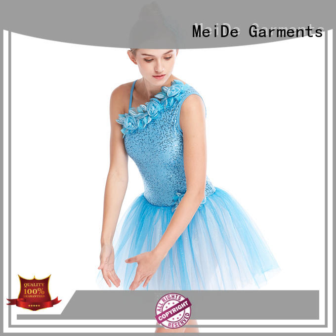 MIDEE anti-wear ballet clothes factory price dancer