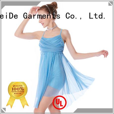 customization girls lyrical dance costumes custom show