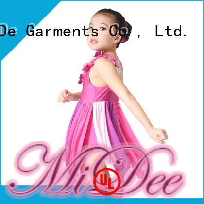 MIDEE adjustable girls ballet costume odm Stage
