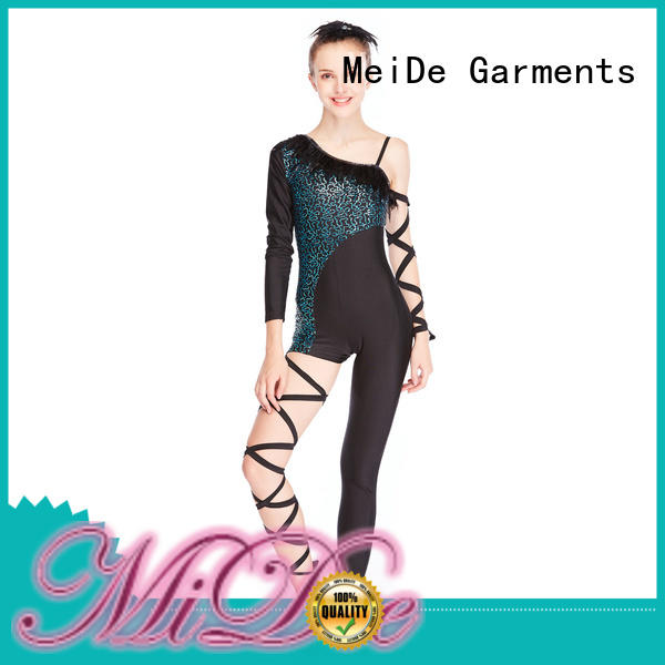 MIDEE dress latin dance costumes for wholesale show