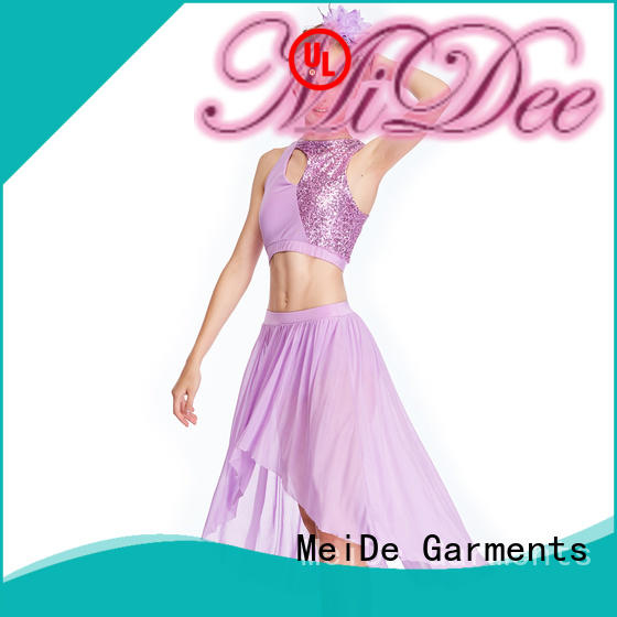 MIDEE OEM dance costumes for women dance clothes competition
