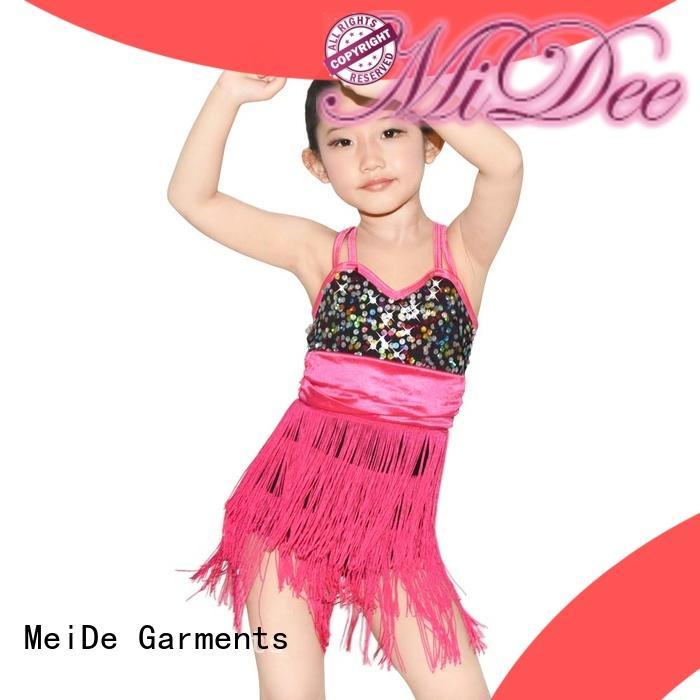 MIDEE Breathable dance costume buy now activities