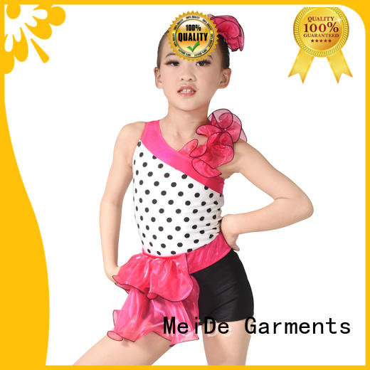odm jazz dance costumes for competition costume for wholesale show