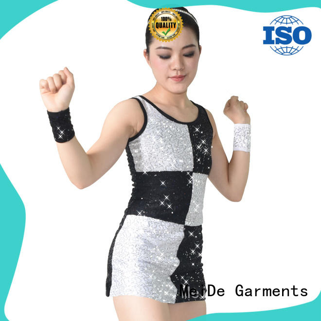 MIDEE jazz costumes customization dance school