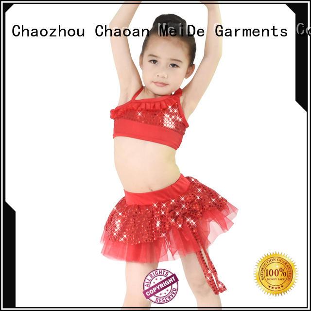 comfortable ballet dancewear odm show