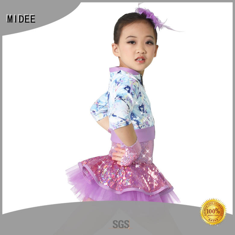 MIDEE odm jazz clothing manufacturer Stage