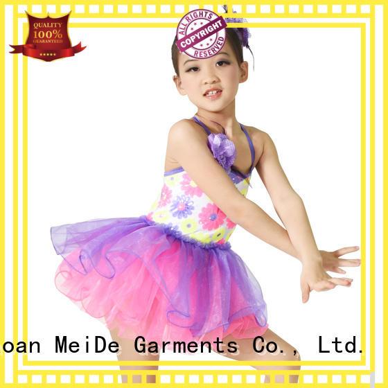 anti-wear toddler ballet outfit tutu bulk production dance school