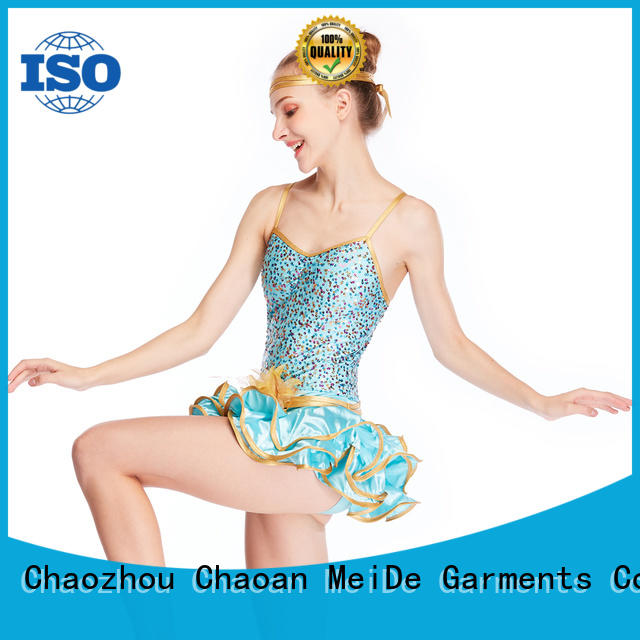odm jazz dance outfits black for wholesale show