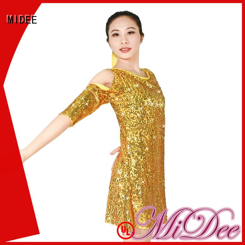 MIDEE jazz dance costumes customization dance school