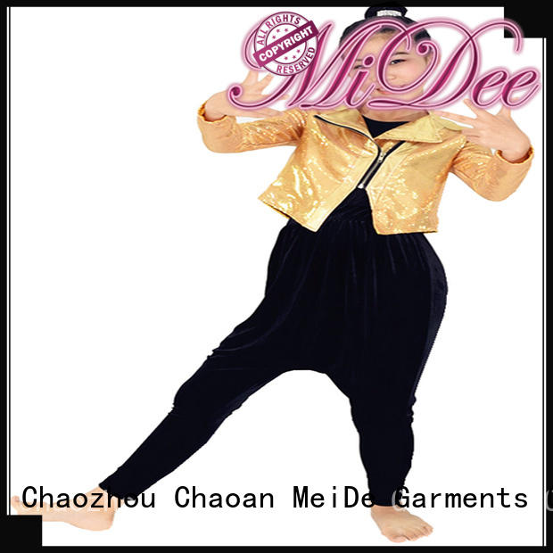 MIDEE wear jazz dance dress customization show