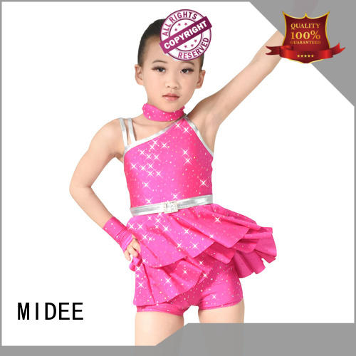 MIDEE anti-wear ballet dance clothes tutu competition