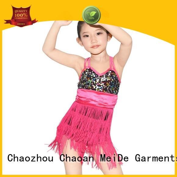 MIDEE skirt lyrical dance dresses custom show