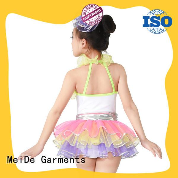 comfortable ballet attire highlow bulk production performance