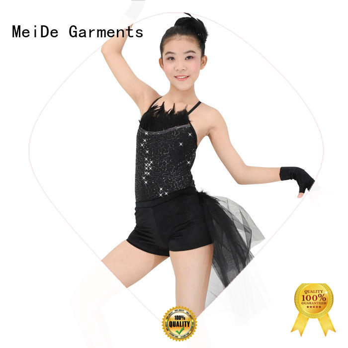 MIDEE Breathable dance costume supplier events
