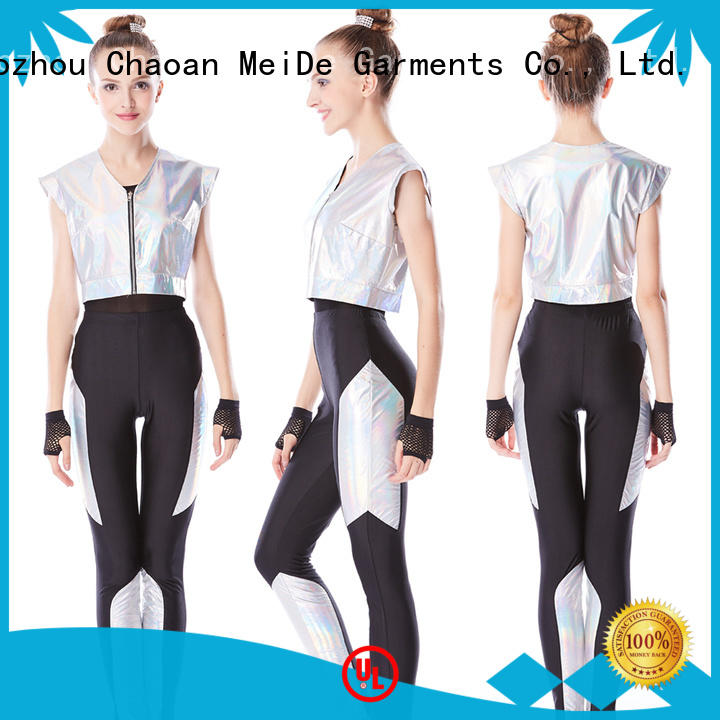 MIDEE professional dress jazz dance outfits manufacturer competition