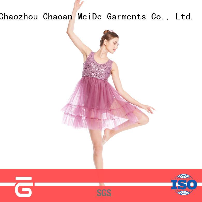 customization lyrical dancewear highlow dance clothes stage