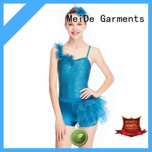 MIDEE black ballet dresses for girl bulk production performance