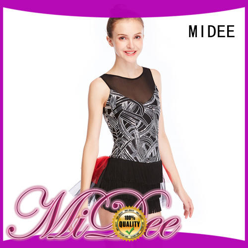 jazz dance costumes for kids manufacturer show MIDEE