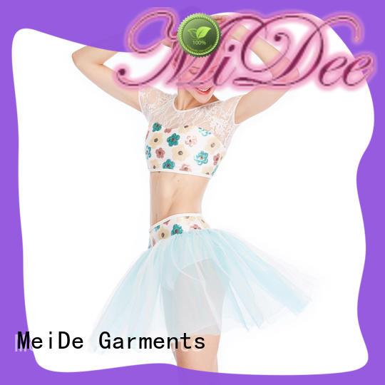 waistband kids ballet dress odm dance school MIDEE