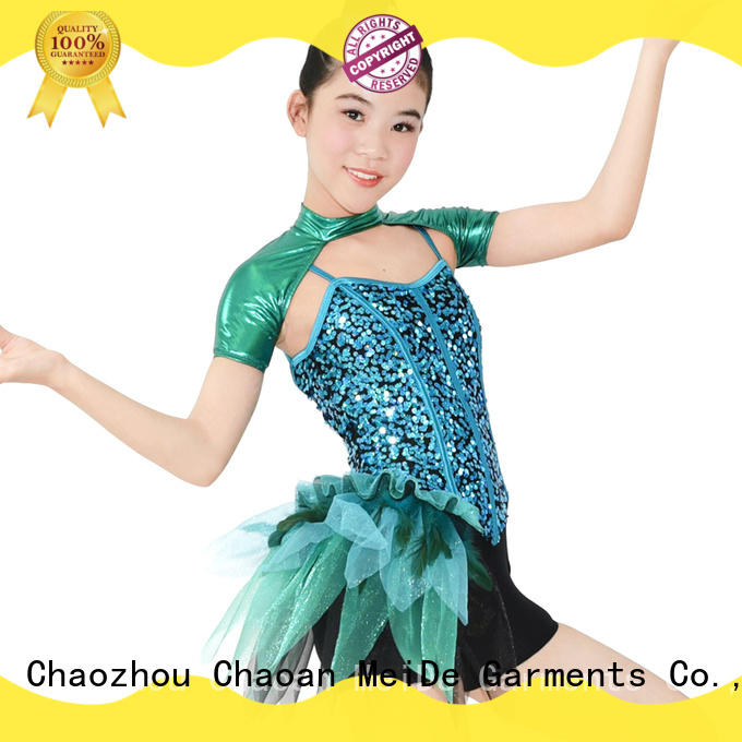 MIDEE jazz dance costumes for competition manufacturer Stage