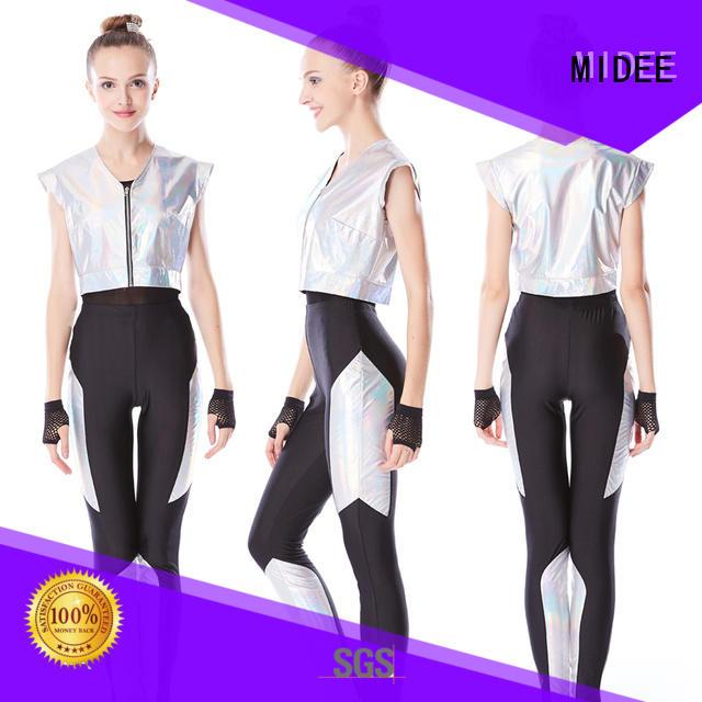 MIDEE latin dance costumes manufacturer show