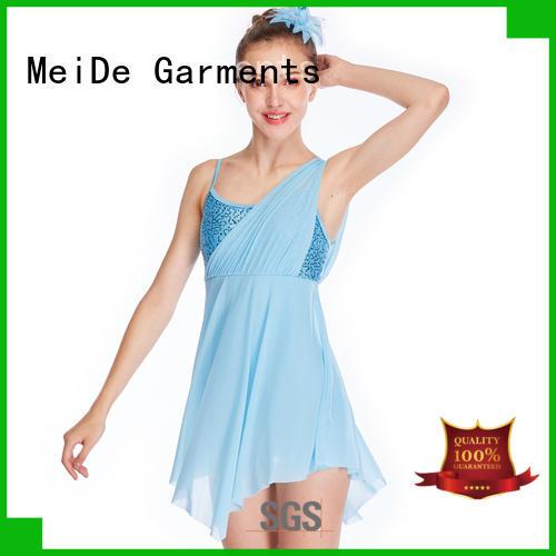 MIDEE OEM lyrical contemporary costumes custom show