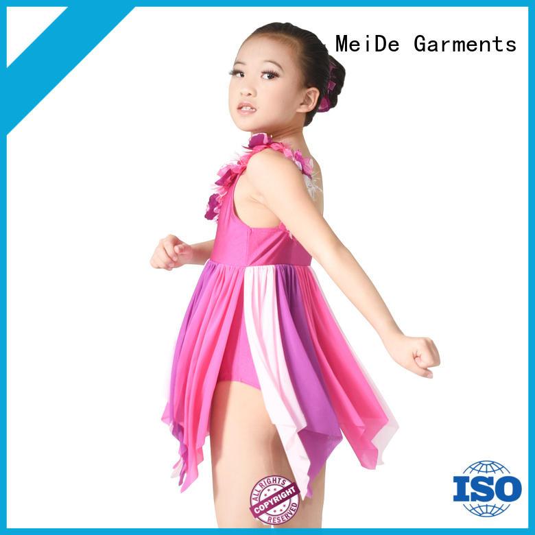 MIDEE comfortable ballet dress toddler factory price performance