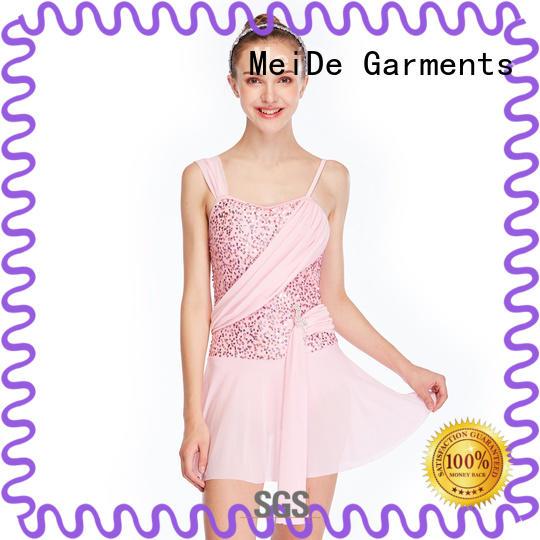 highlow lyrical skirt custom performance MIDEE