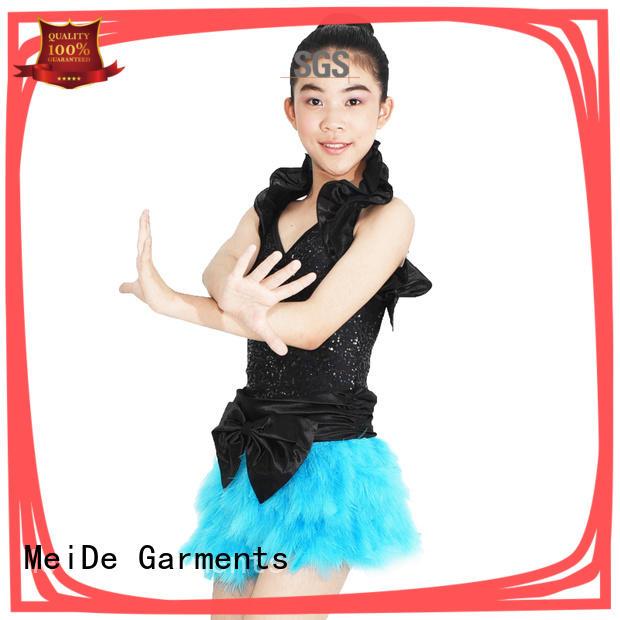 MIDEE skirt jazz dance costumes customization dancer